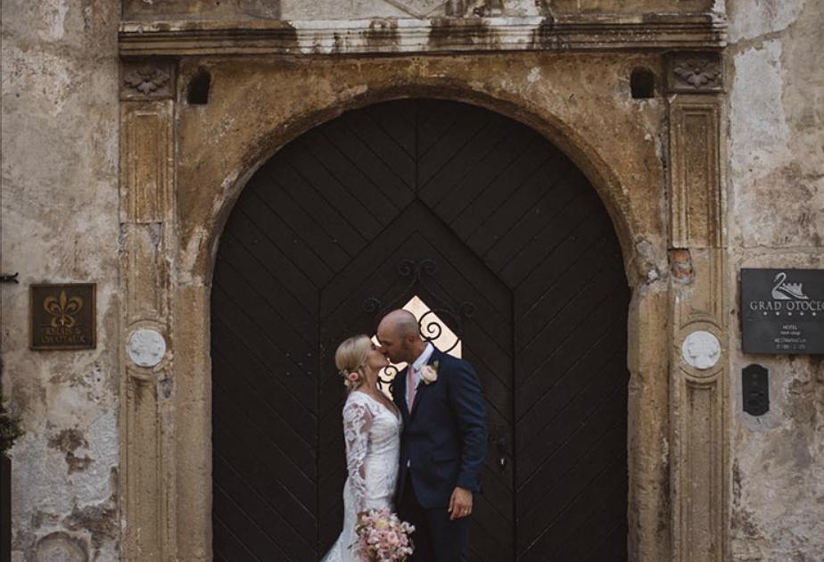 A Breathtaking Castle Wedding In Slovenia